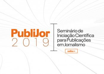 Imagem da arte do evento do PubliJor 2019